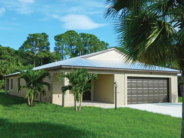 21 Monterey Way, Port Saint Lucie, FL 34952 (MLS #241284) :: Team Provancher | Dale Sorensen Real Estate