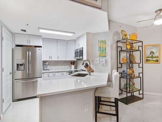 5080 Fairways Circle G108, Vero Beach, FL 32967 (MLS #241306) :: Team Provancher   Dale Sorensen Real Estate