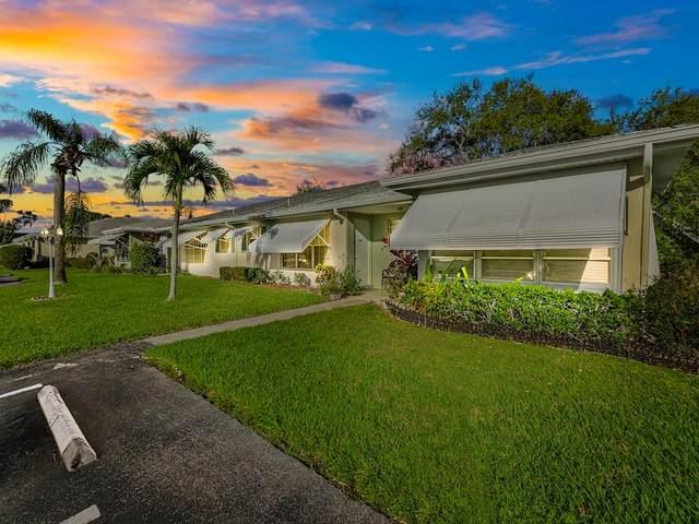 312 Colony Lane C, Fort Pierce, FL 34982 (MLS #241380) :: Billero & Billero Properties
