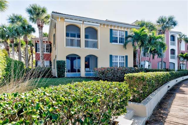 5225 E Harbor Village Drive #106, Vero Beach, FL 32967 (#241425) :: The Reynolds Team/ONE Sotheby's International Realty
