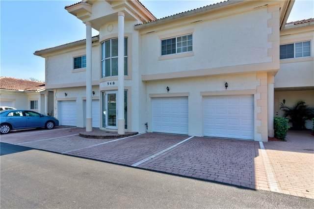 548 7th Square #201, Vero Beach, FL 32962 (MLS #241437) :: Team Provancher | Dale Sorensen Real Estate