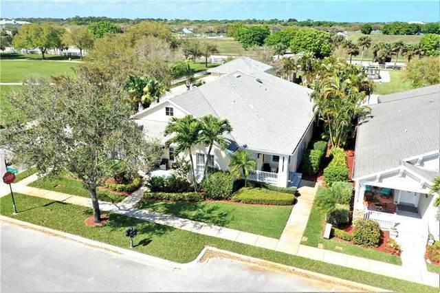 7594 15th Lane, Vero Beach, FL 32966 (MLS #241445) :: Team Provancher | Dale Sorensen Real Estate