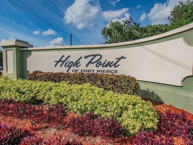 525 Crooked Lake Lane B, Fort Pierce, FL 34982 (MLS #241451) :: Billero & Billero Properties