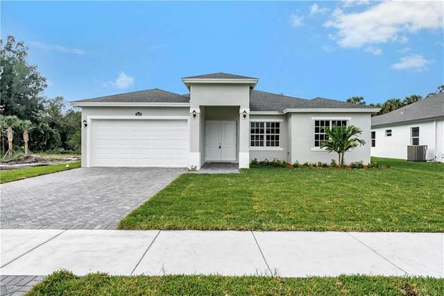 2108 Bridgehampton Terrace, Vero Beach, FL 32966 (MLS #241460) :: Team Provancher | Dale Sorensen Real Estate