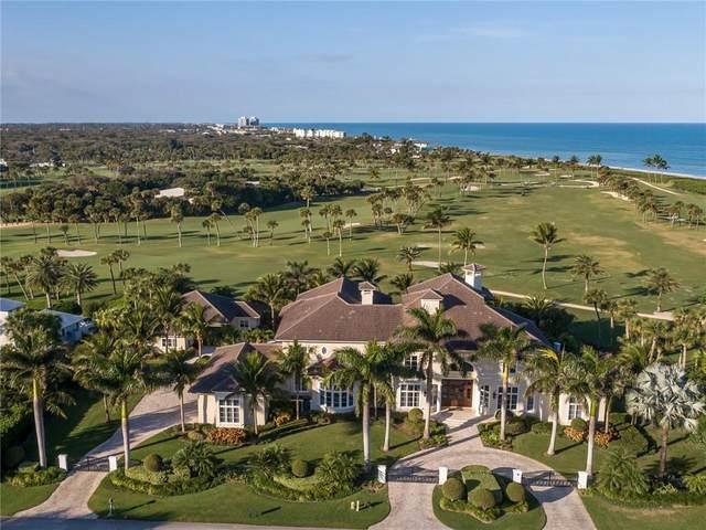 991 Greenway Lane, Vero Beach, FL 32963 (MLS #241482) :: Billero & Billero Properties