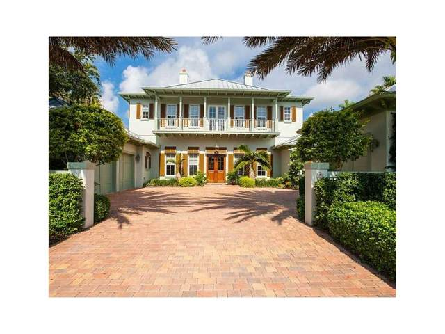 526 Feather Palm Drive, Vero Beach, FL 32963 (#241510) :: The Reynolds Team/ONE Sotheby's International Realty