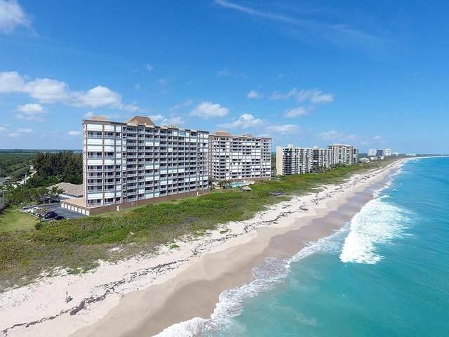 4160 N Hwy A1a #703, Hutchinson Island, FL 34949 (MLS #241544) :: Billero & Billero Properties