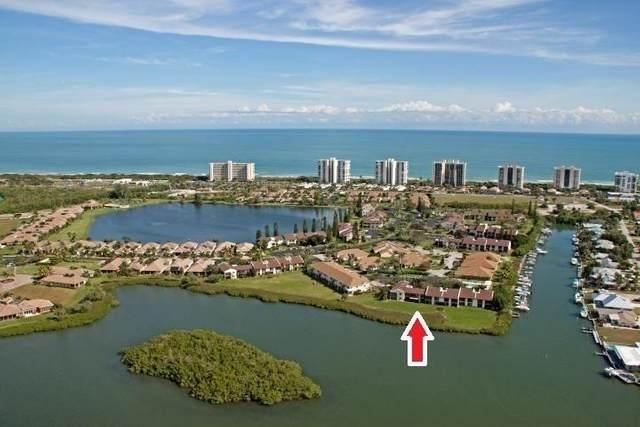 3221 S Lakeview Circle #18205, Hutchinson Island, FL 34949 (MLS #241593) :: Billero & Billero Properties