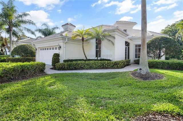 855 Island Club Square, Vero Beach, FL 32963 (MLS #241604) :: Team Provancher | Dale Sorensen Real Estate