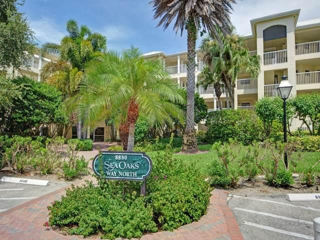 8880 N Sea Oaks Way #307, Vero Beach, FL 32963 (MLS #241660) :: Billero & Billero Properties