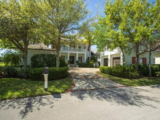 9235 W Marsh Island Drive, Vero Beach, FL 32963 (MLS #241708) :: Dale Sorensen Real Estate