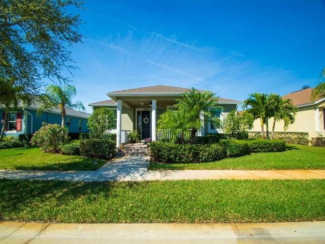 1450 Caddy Court, Vero Beach, FL 32966 (MLS #241796) :: Team Provancher | Dale Sorensen Real Estate
