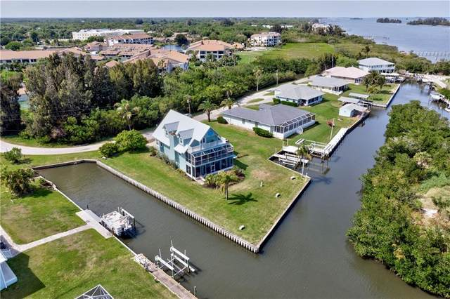 6199 Island Harbor Road, Sebastian, FL 32958 (MLS #241813) :: Team Provancher | Dale Sorensen Real Estate