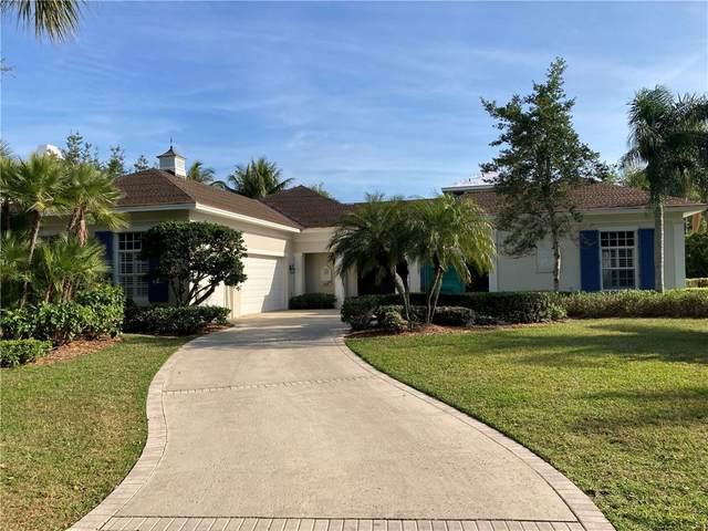931 Orchid Point Way, Vero Beach, FL 32963 (MLS #241942) :: Team Provancher | Dale Sorensen Real Estate