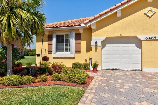 6465 Oxford Circle 101A, Vero Beach, FL 32966 (MLS #242040) :: Billero & Billero Properties