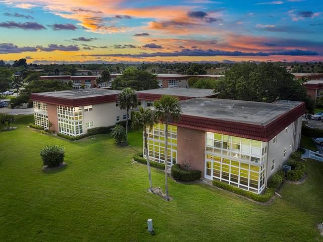 35 Pine Arbor Lane #206, Vero Beach, FL 32962 (MLS #242049) :: Team Provancher   Dale Sorensen Real Estate