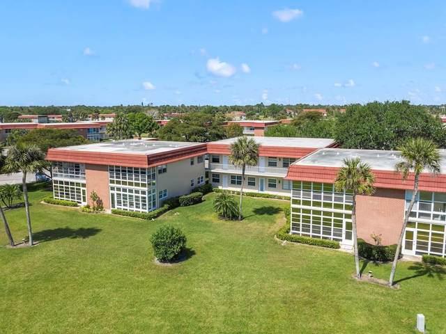 35 Pine Arbor Lane #201, Vero Beach, FL 32962 (MLS #242080) :: Team Provancher   Dale Sorensen Real Estate