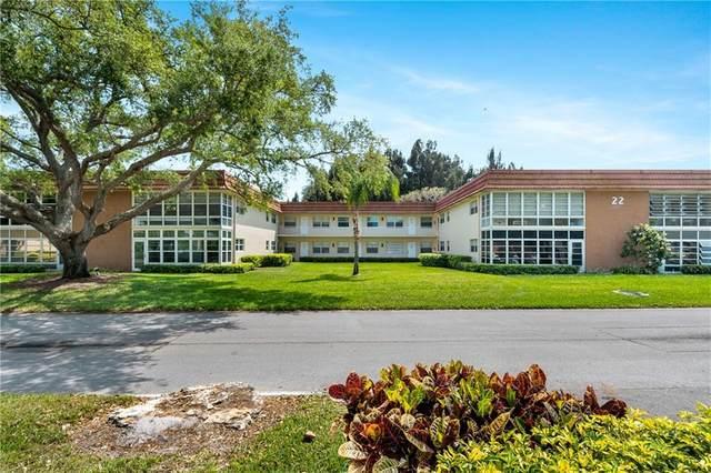 22 Pine Arbor Lane #205, Vero Beach, FL 32962 (MLS #242117) :: Team Provancher   Dale Sorensen Real Estate