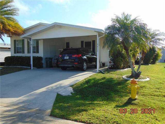7615 Montauk Avenue R9, Micco, FL 32976 (MLS #242127) :: Billero & Billero Properties