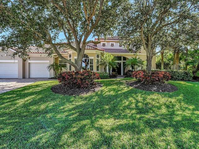 1775 Paseo Del Lago Lane, Vero Beach, FL 32967 (MLS #242166) :: Team Provancher | Dale Sorensen Real Estate