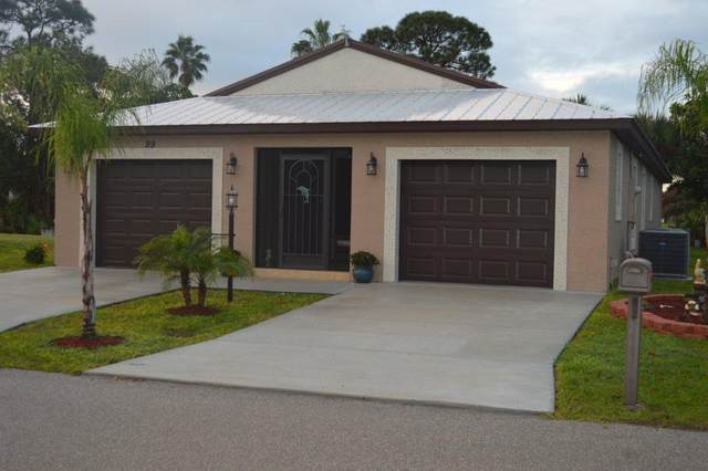 14163 Isla Flores Avenue, Fort Pierce, FL 34951 (MLS #242292) :: Team Provancher | Dale Sorensen Real Estate
