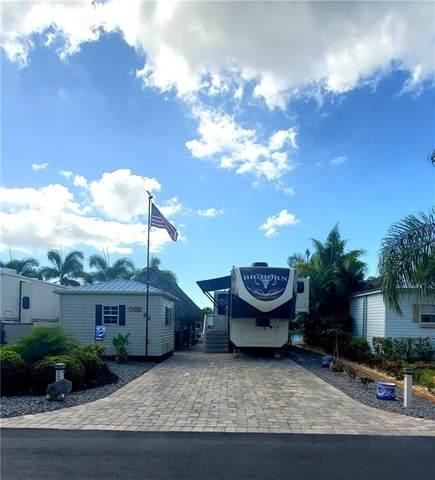 546 SW 40th Cove #52, Okeechobee, FL 34974 (MLS #242316) :: Team Provancher   Dale Sorensen Real Estate