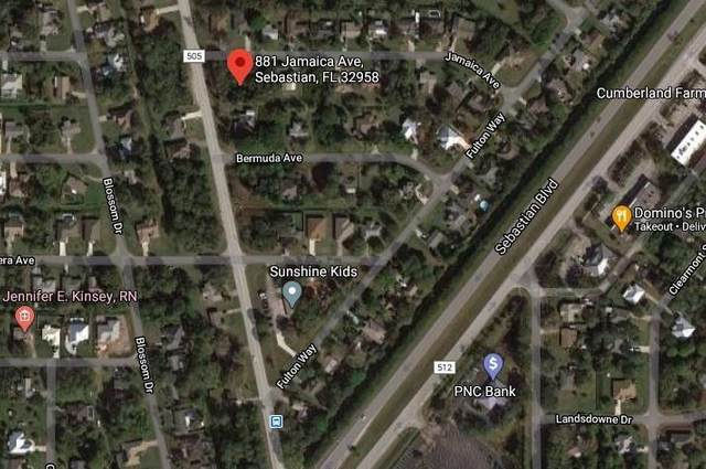 881 Jamaica Avenue, Sebastian, FL 32958 (MLS #242341) :: Billero & Billero Properties