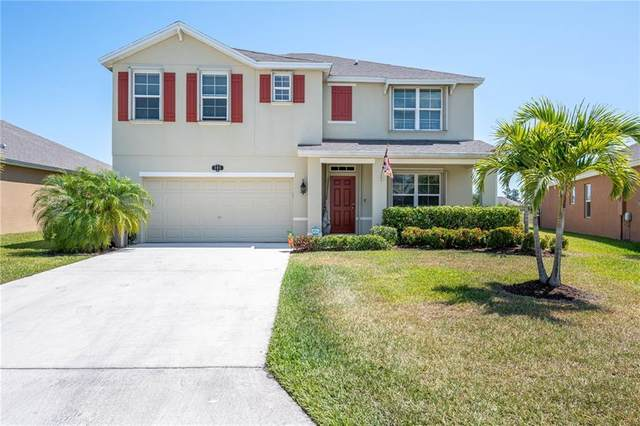 346 Lexington Court, Vero Beach, FL 32962 (MLS #242363) :: Team Provancher | Dale Sorensen Real Estate