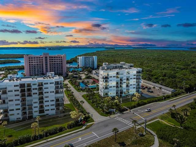 5159 N Hwy Highway A1a #515, Hutchinson Island, FL 34949 (MLS #242388) :: Team Provancher   Dale Sorensen Real Estate