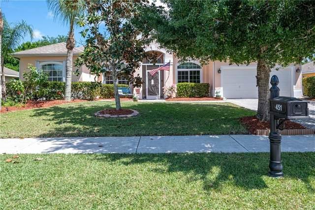 451 E Key Lime Square SW, Vero Beach, FL 32968 (MLS #242437) :: Team Provancher | Dale Sorensen Real Estate