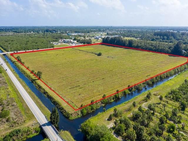 TBD 57th Street, Vero Beach, FL 32967 (MLS #242459) :: Team Provancher | Dale Sorensen Real Estate
