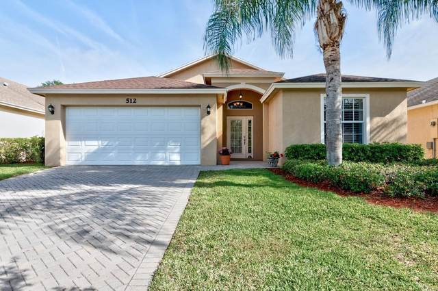 512 Calamondin Way SW, Vero Beach, FL 32968 (MLS #242470) :: Team Provancher | Dale Sorensen Real Estate