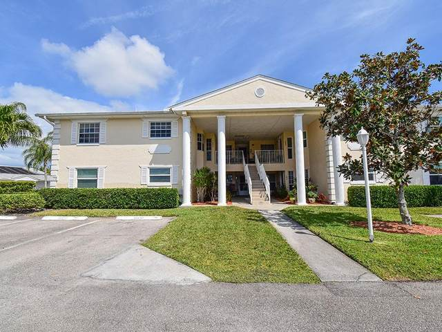 700 Lake Orchid Circle #201, Vero Beach, FL 32962 (MLS #242479) :: Team Provancher | Dale Sorensen Real Estate