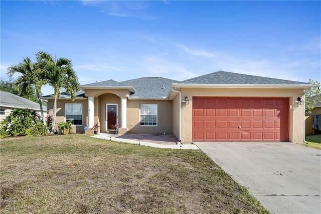 1231 SW Kapok Avenue, Port Saint Lucie, FL 34953 (MLS #242494) :: Team Provancher | Dale Sorensen Real Estate