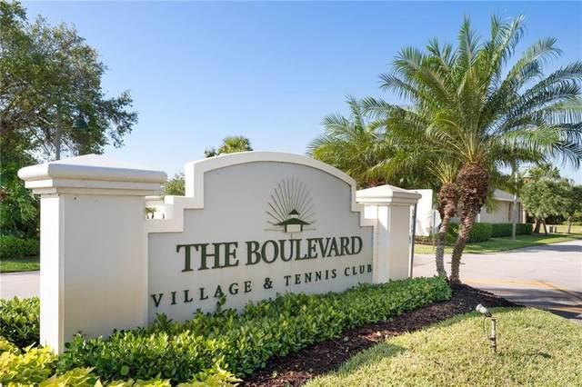 4380 Doubles Alley Drive #203, Vero Beach, FL 32967 (MLS #242503) :: Team Provancher | Dale Sorensen Real Estate