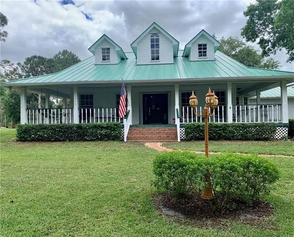 10649 Pinecone Lane, Fort Pierce, FL 34945 (MLS #242526) :: Team Provancher | Dale Sorensen Real Estate