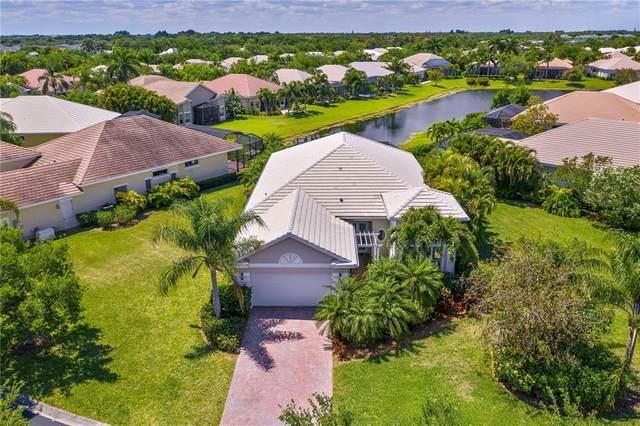 4311 Summer Breeze Terrace, Vero Beach, FL 32967 (MLS #242540) :: Team Provancher | Dale Sorensen Real Estate