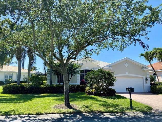 1384 W Island Club Square, Vero Beach, FL 32963 (#242580) :: The Reynolds Team   Compass