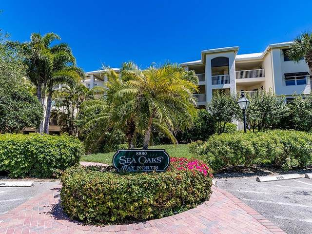 8880 N Sea Oaks Way #102, Vero Beach, FL 32963 (MLS #242591) :: Team Provancher | Dale Sorensen Real Estate