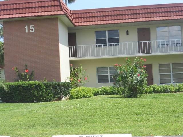15 Vista Palm Lane #201, Vero Beach, FL 32962 (MLS #242602) :: Team Provancher   Dale Sorensen Real Estate