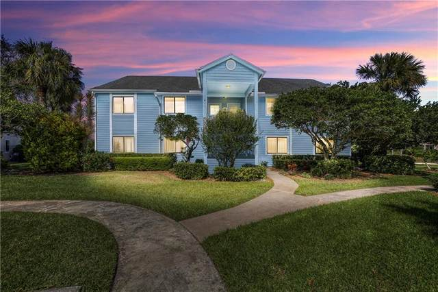 5700 Pelican Pointe Drive #4, Sebastian, FL 32958 (MLS #242617) :: Billero & Billero Properties