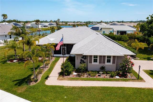 507 Yearling Trail, Sebastian, FL 32958 (MLS #242644) :: Team Provancher | Dale Sorensen Real Estate