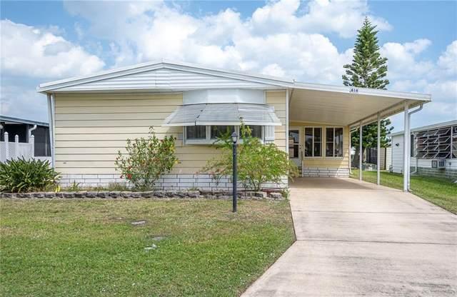 616 Bougainvillea Circle, Barefoot Bay, FL 32976 (MLS #242647) :: Team Provancher | Dale Sorensen Real Estate