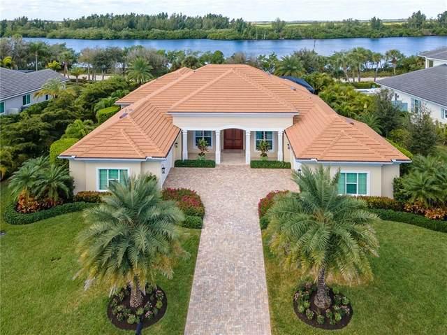1327 River Club Drive, Vero Beach, FL 32963 (MLS #242648) :: Team Provancher   Dale Sorensen Real Estate