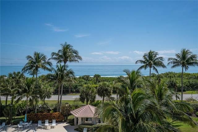 5047 N Highway A1a #401, Hutchinson Island, FL 34949 (MLS #242649) :: Team Provancher | Dale Sorensen Real Estate