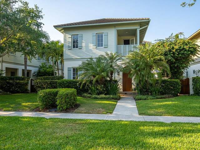 795 Bougainvillea Lane, Vero Beach, FL 32963 (MLS #242671) :: Billero & Billero Properties