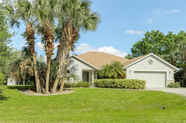 7726 105th Court, Vero Beach, FL 32967 (MLS #242674) :: Team Provancher | Dale Sorensen Real Estate