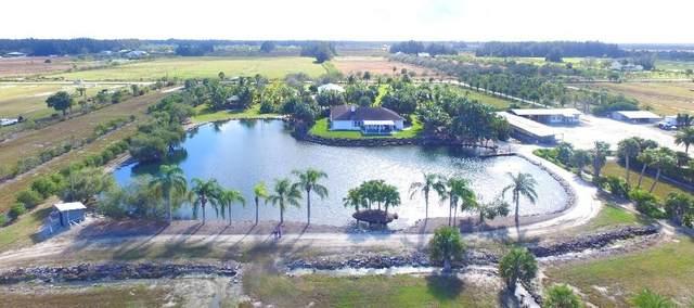 7380 61st Street, Vero Beach, FL 32967 (MLS #242698) :: Team Provancher | Dale Sorensen Real Estate