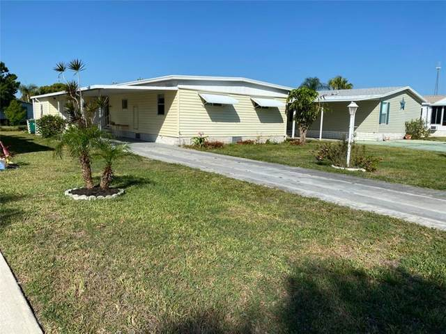 1109 Barefoot Circle, Barefoot Bay, FL 32976 (MLS #242704) :: Team Provancher | Dale Sorensen Real Estate