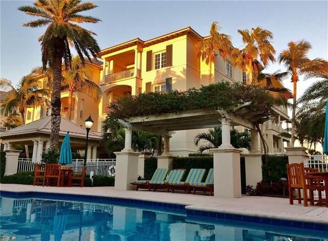 30 Beachside Drive #301, Vero Beach, FL 32963 (MLS #242707) :: Team Provancher   Dale Sorensen Real Estate